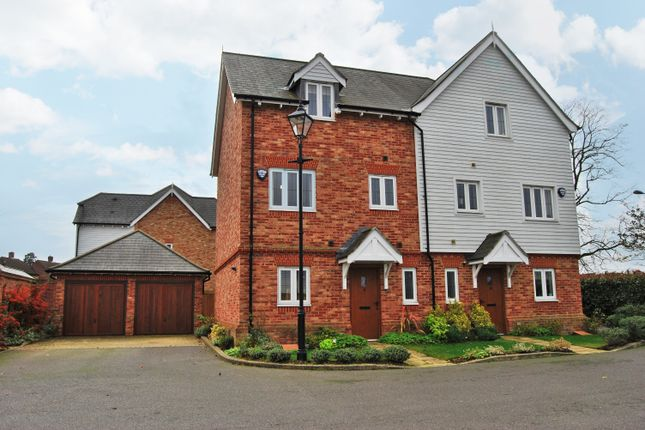 Thumbnail Semi-detached house to rent in Warren Wood Close, Hayes, Bromley