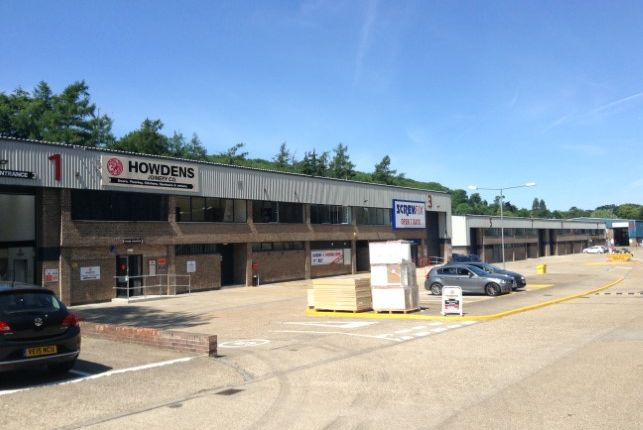 Thumbnail Industrial to let in Unit 5 Kenley Trade Park, Bushey Close, Kenley