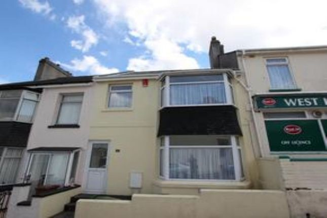 Thumbnail Property to rent in West Hill Road, Plymouth