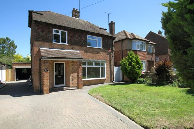 Thumbnail Detached house to rent in New Dover Road, Canterbury