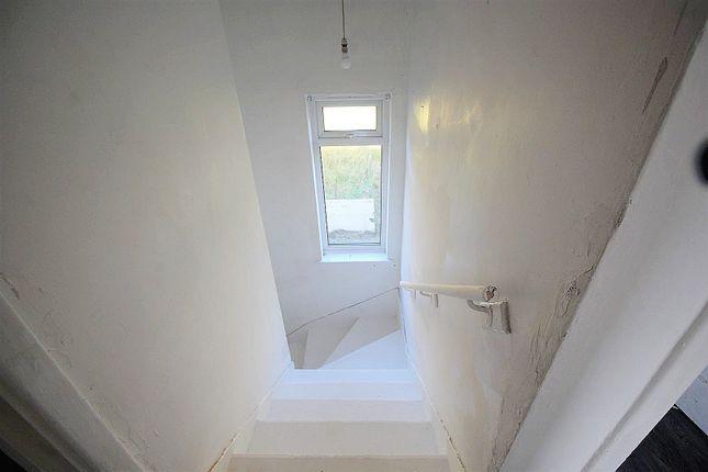 Stairway of Sandalwood Road, Burton-On-Trent, Staffordshire DE15