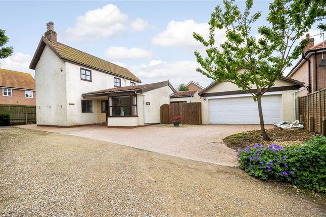 Thumbnail Detached house for sale in Edenfield Estate, Hornsea, East Yorkshire