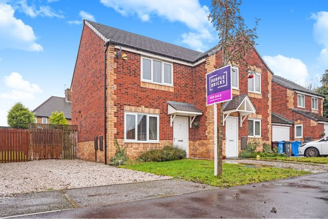 Thumbnail Semi-detached house for sale in Fernwood Avenue, Liverpool