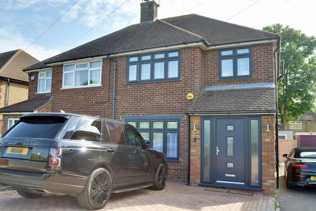Thumbnail Semi-detached house to rent in Harvil Road, Harefield