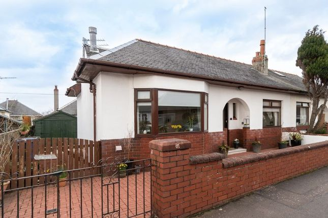Thumbnail Semi-detached bungalow for sale in 24 Templeton Crescent, Prestwick
