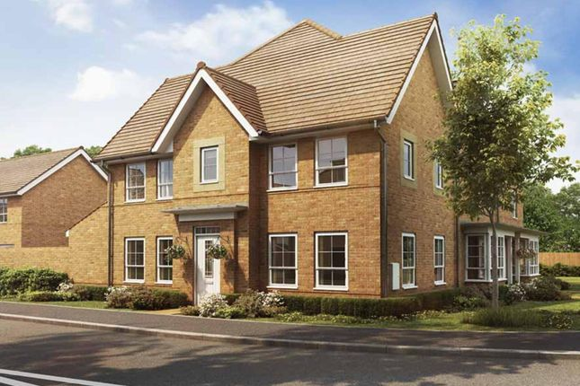 """Thumbnail End terrace house for sale in """"Morpeth Special"""" at Langley Road, Langley, Slough"""