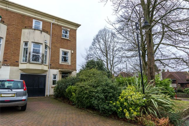 Thumbnail End terrace house for sale in Boundary Drive, Moseley, Birmingham