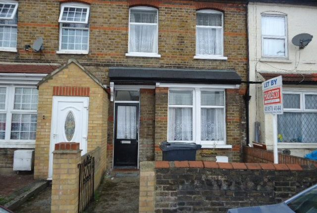 Thumbnail Terraced house to rent in Dagmar Road, Southall