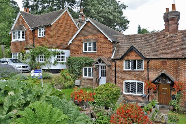 Thumbnail Terraced house to rent in Well Lane, Sandhills, Wormley, Godalming