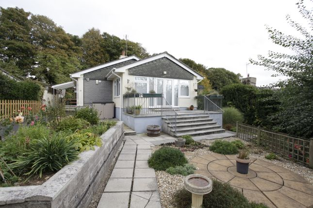 Thumbnail Detached bungalow to rent in Silverwell Park, Modbury, Ivybridge