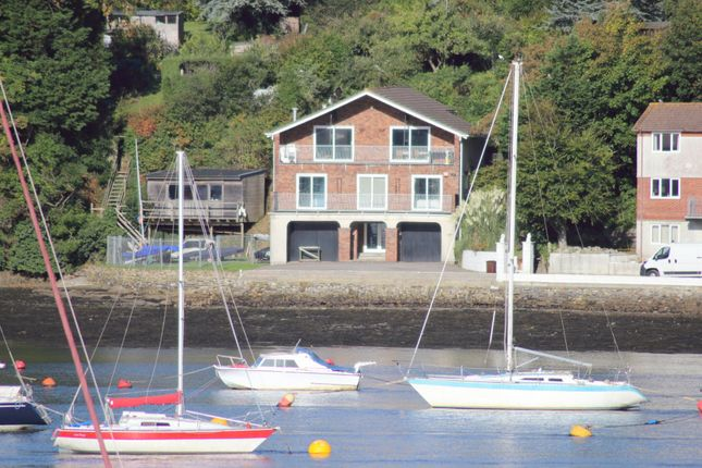 Thumbnail Detached house for sale in The Jetty Waterside, Tamar Street, Saltash, Cornwall