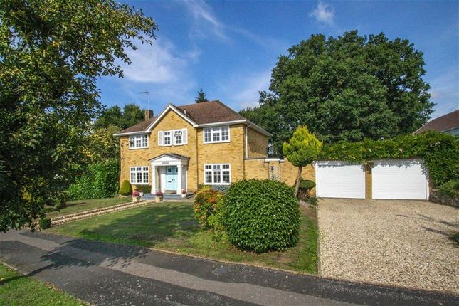 Thumbnail Detached house for sale in Shepherds Way, Liphook, Hampshire