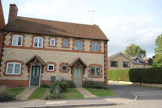 Semi-detached house to rent in Waylands, Uffington, Faringdon
