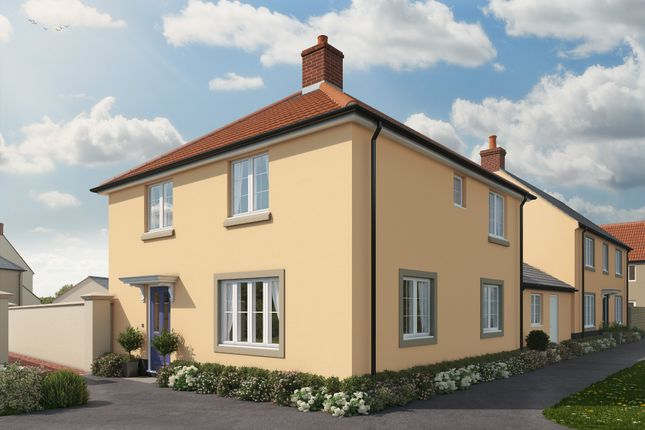 Thumbnail Detached house for sale in Coward Road, Mere, Warminster