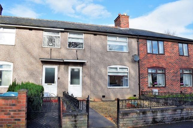 Thumbnail Terraced house for sale in 39 Victory Avenue, Gretna, Dumfries & Galloway