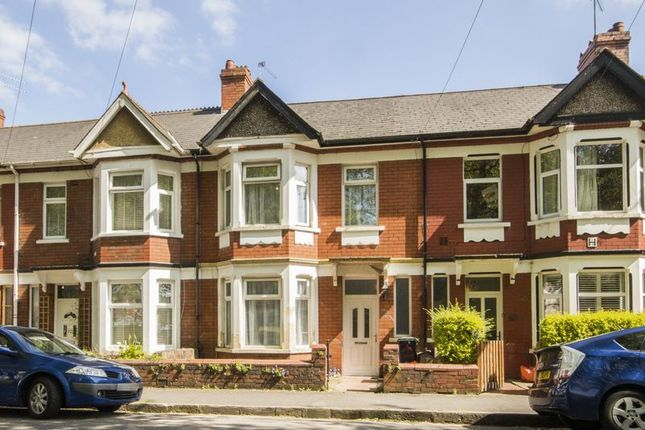 3 bed terraced house for sale in Kingston Road, Newport