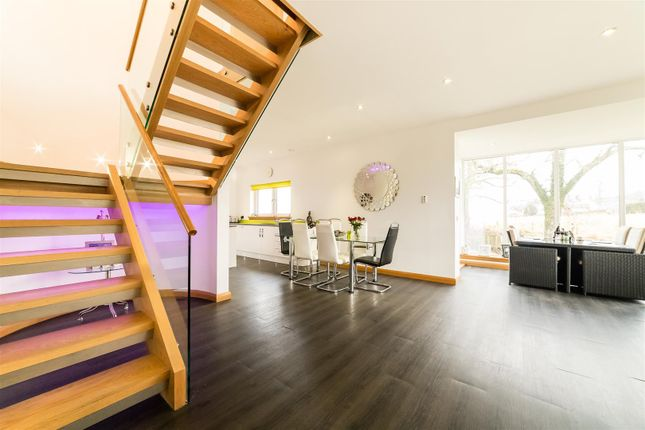Thumbnail Detached house for sale in Skyview, Balkeerie, Forfar