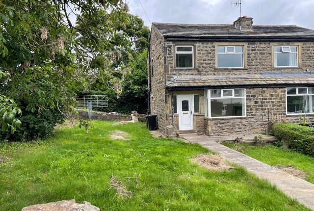 Thumbnail Semi-detached house to rent in Moorview Grove, Keighley