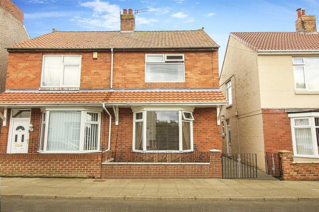 Thumbnail Semi-detached house for sale in Avenue Terrace, Seaton Delaval, Whitley Bay