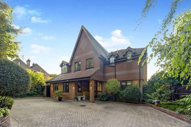 Thumbnail Detached house for sale in West Hill, South Croydon / Sanderstead