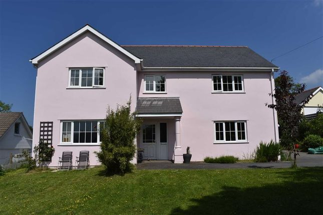 Thumbnail Detached house for sale in Cilcennin, Lampeter, Ceredigion