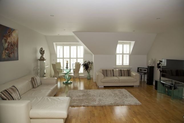 Thumbnail Flat to rent in Main Road, Sidcup