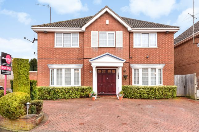 Thumbnail Detached house for sale in Wentworth Avenue, Elstree