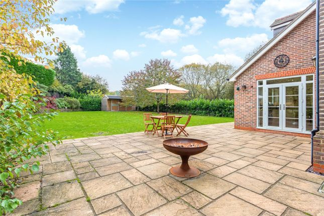 Thumbnail Detached house for sale in Winchester Road, Whitway, Newbury, Hampshire