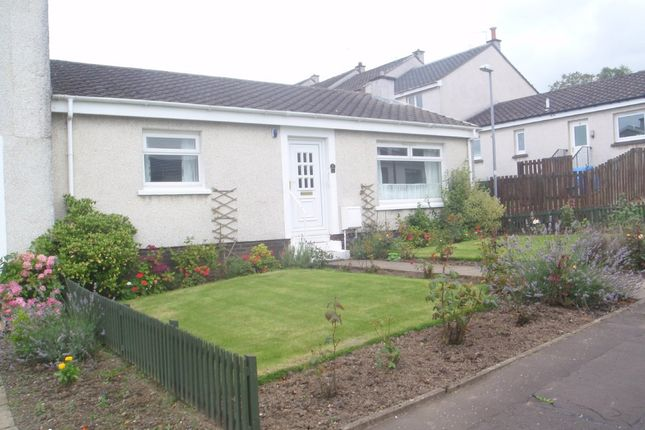 Thumbnail Semi-detached bungalow to rent in Malloch Crescent, Elderslie, Johnstone