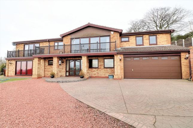 Thumbnail Detached house for sale in Stather Road, Burton-Upon-Stather, Scunthorpe