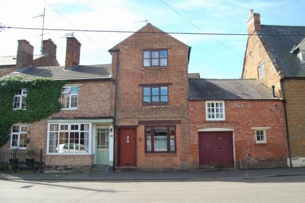 Thumbnail Property for sale in West Street, Weedon, Northampton