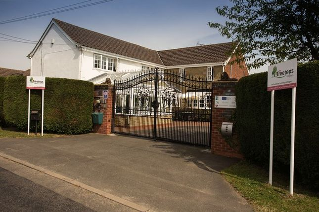 Thumbnail Property for sale in Treetops Cottages & Spa, Station Road, Grasby, Nr Barnetby