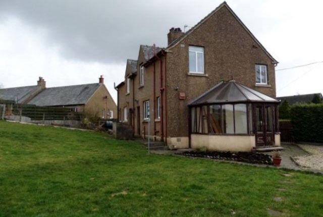 Thumbnail Semi-detached house to rent in Parkgate, Dumfries