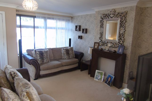 Thumbnail Semi-detached house for sale in Rowan Way, Newport