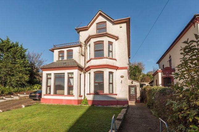 Thumbnail Detached house for sale in Fairoak Avenue, Newport