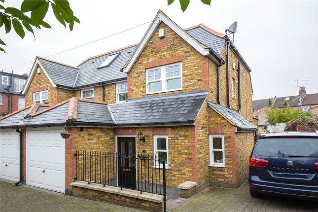 Thumbnail Property to rent in Towton Mews, New Southgate