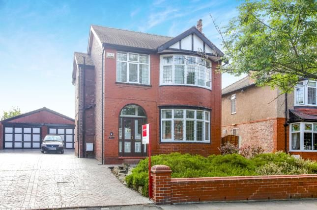 Thumbnail Detached house for sale in Dowson Road, Hyde, Greater Manchester, United Kingdom