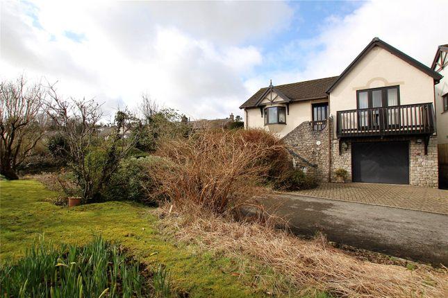 Thumbnail Detached bungalow for sale in Bank Cottage, 1 Carter Fold, Cart Lane, Grange-Over-Sands