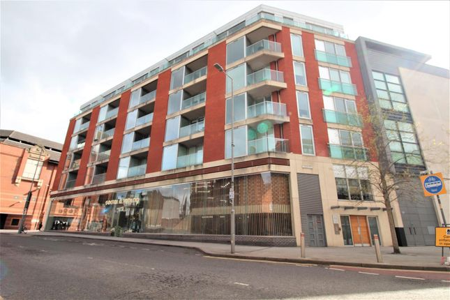 2 bed flat for sale in The Arcus, East Bond Street, Leicester LE1
