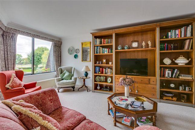 Reception Room of Alder Lodge, 73 Stevenage Road, London SW6