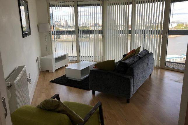 Thumbnail Flat to rent in Admirals Tower, Greenwich
