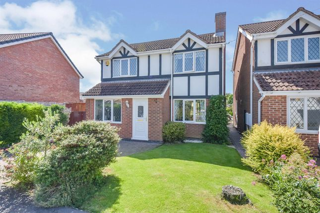 Thumbnail Detached house for sale in Westminster Way, Grantham