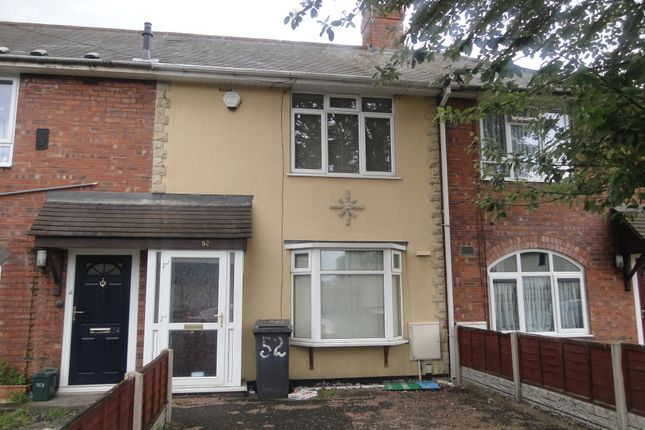 Thumbnail Semi-detached house to rent in Rooker Avenue Parkfields, Wolverhampton