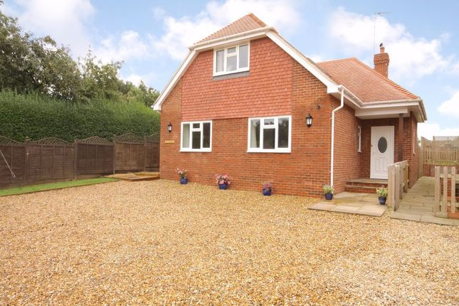 Detached house for sale in Winchester Road, Ropley, Alresford, Hampshire