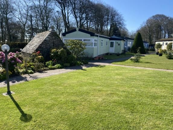 1 bed mobile/park home for sale in Trelawne, Looe, Cornwall PL13