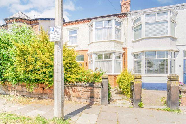 Thumbnail Semi-detached house for sale in Prenton Road West, Birkenhead