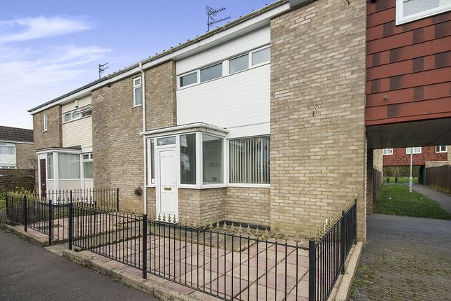 Thumbnail Terraced house to rent in Sandford Close, Bransholme, Hull