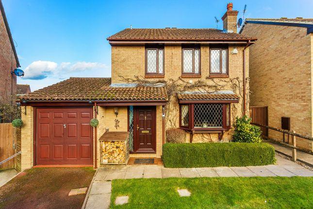 Thumbnail Detached house for sale in Charrington Way, Broadbridge Heath, Horsham