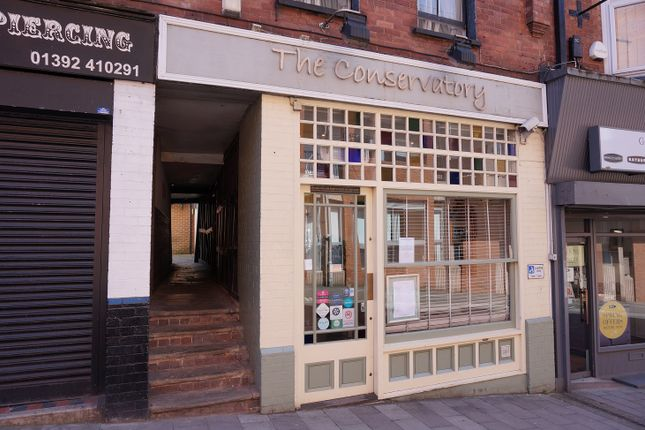 Restaurant/cafe for sale in 18 North Street, Exeter