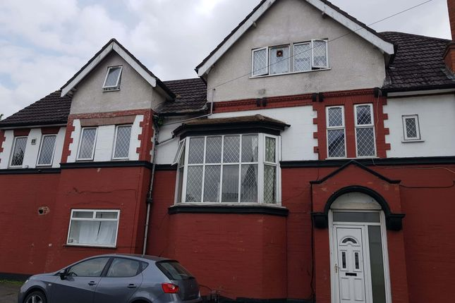 Thumbnail Flat to rent in Victoria Road, Tipton